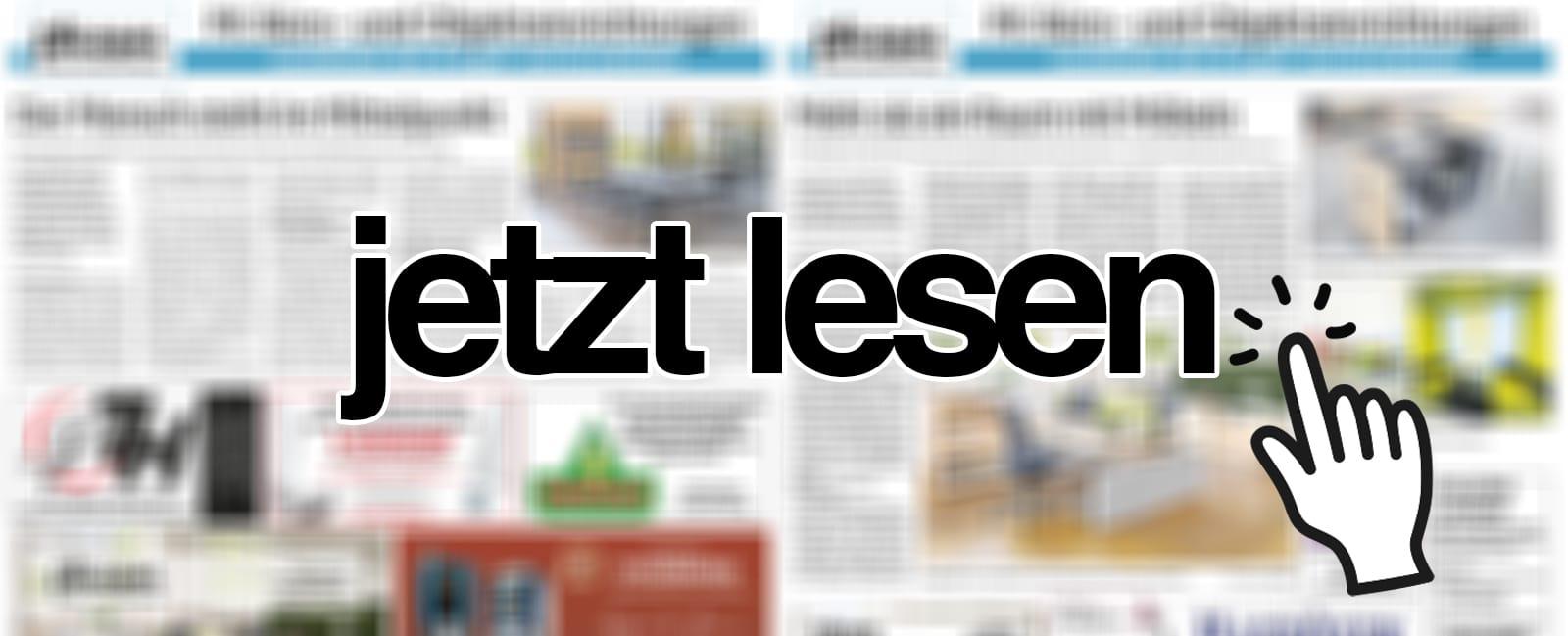 vorstellung pk-objekt in der münsterländischen tageszeitung